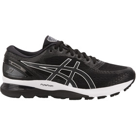 asics Gel-Nimbus 21 Sko Herrer, black/dark grey